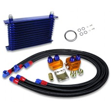 Oil Cooler & Filter Re-locator 3 line kit